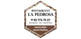 """RESTAURANT """"LA PEDROSA"""""""